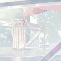 Find images and videos about pink, gif and anime on We Heart It - the app to get lost in what you love. Aesthetic Gif, Pink Aesthetic, Aesthetic Wallpapers, Japanese Aesthetic, Anime Gifs, Anime Art, Yuumei Art, Casa Anime, Japon Illustration