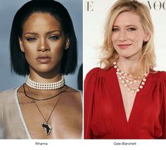 From the Runway to StreetStyle: Pearl Necklace - Super Vaidosa Pearl Jewelry, Pearl Necklace, Coco Chanel, Alice, Fashion Accessories, Chokers, Feminine, Street Style, Jewels