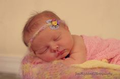 newborn photography prop baby girl yellow by PreciousLittleBaby, $52.99