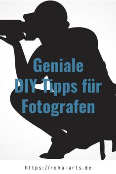Geniale DIY Tipps: Für wenig Geld Deine Fotos besser machen Silhouette, Photos, Image Editing, Saving Money, Tips And Tricks, Photo Illustration, Silhouettes
