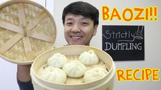 EASY DELICIOUS Chinese Pork Bun Recipe (Baozi 包子) Very yummy meat filling! I still gotta work on the dough recipe! Mine get too huge! Baozi Recipe, Bun Recipe, Dough Recipe, Chinese Bun, Chinese Pork, Chinese Chicken, Cooking Chinese Food, Cooking Wine, Chinese Appetizers