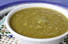 So a long time ago in a galaxy not-so-far away, I mentioned that I had a recipe similar to Cafe Rio's (or Costa Vida's) green enchilada sauce. If you're not familiar with Cafe Rio or Costa Vida, they are Mexican restaurants that serve fresh Mexican food heavy on the lime, cilantro, and garlic. Sounds right... Read Post