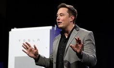 Tesla announces low-cost batteries for homes  Elon Musk claims at launch that two billion large batteries could provide enough electricity to meet the world's needs