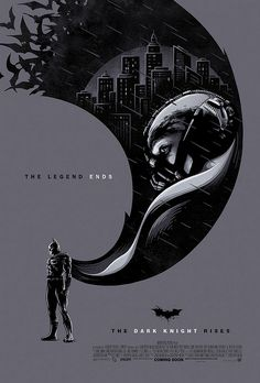 The Dark Knight Rises - this would have been on my Top 10 Dark Knight Rises Alternative Movie Posters: http://www.cautioustrain.com/blog/2013/01/top-10-alternative-dark-knight-rises-movie-posters/