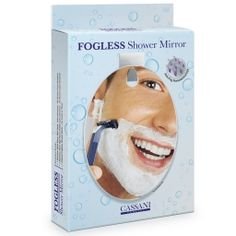 NEWLY DESIGNED! Cassani Fogless Shower Mirror - A Perfect Shave Everytime. (private)