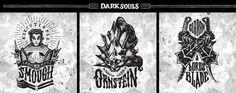 Dark Souls Emblem Collection on Behance