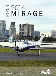 2014 Piper Mirage Brochure