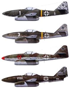 Me-262.#jorgenca