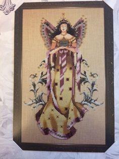 Mirabilia Fairie Treasures Cross Stitch Chart Pattern Nora Corbett New SEALED   eBay