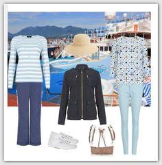 Fashion advice for women over 40 cruise capsule wardrobe