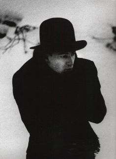 Bono - early days - by Anton Corbijn