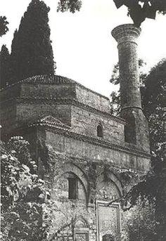 Arta Faik Paşa Camii,Yunanistan Άρτα τζαμί Φαικ πασα Islamic Architecture, Mosque, Istanbul, Greece, Ottoman, Louvre, Europe, Island, Travel