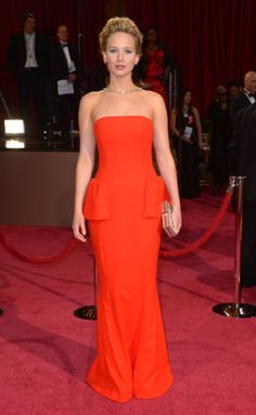 Jennifer Lawrence #oscars