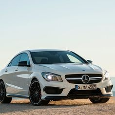 The new Mercedes CLA45 AMG - car of 2013?