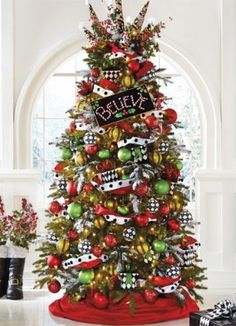 Just the right touch of whimsy artfully blended with the classic Christmas ball shape.
