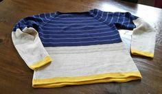 Vrolijke bretonse trui 🌿