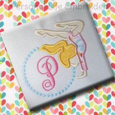 Digital Machine Embroidery Design Applique Pattern Download
