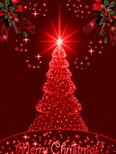 Very beautiful christmas gif Animated Christmas Tree, Merry Christmas Pictures, Merry Christmas Greetings, Christmas Blessings, Christmas Scenes, Christmas Wishes, Winter Christmas, Vintage Christmas, Xmas