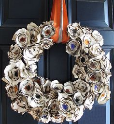 One of a kind made to order wreath (Large)