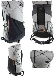 Gossamer Gear - Kumo - 36 L #arklight_design_com