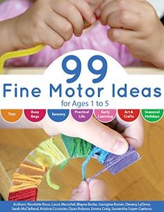 99 Fine Motor Ideas for Ages 1 to 5 (English Edition) Nicolette Roux, http://www.amazon.co.jp/dp/B00OED7YDU/ref=cm_sw_r_pi_dp_JxU4vb107SG4E