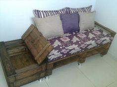 Top 104 Unique DIY Pallet Sofa Ideas | 101 Pallet Ideas - Part 6
