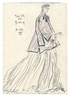 Yves Saint Laurent, Ysl, Saints, Sketches, Document, The Originals, Illustration, Vintage, Fashion