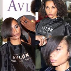 Texture Release by Avlon.  Hair in 2019  Natural hair styles, Pressed natural hair, Black