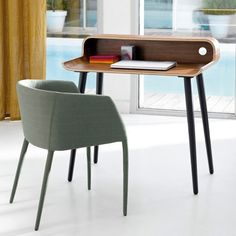 Hay copenhague desk and chair designed by the bouroullecs color pinterest chairs the o - Am pm catalogus ...