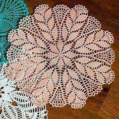 Crochet Round Cream White Doily Centerpiece Crochet Home Decor Crochet Table Decor made in Lithuania Crochet Doily Rug, Free Crochet Doily Patterns, Crochet Cactus, Crochet Tablecloth, Crochet Round, Crochet Squares, Filet Crochet, Thread Crochet, Crochet Flowers