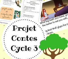 "Mon projet "" Contes Traditionnels"" 