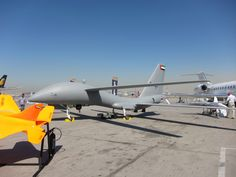 UAE's United-40 Tandem Wing Armed Drone