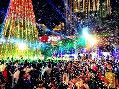 Top 10 Kota Meriah Perayaan Natal di Asia  Wisata - October 18 2016 at 07:07PM
