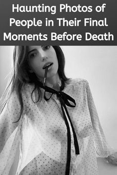 Haunting Photos of People in Their Final Moments Before Death Haunting Photos, Viral Trend, Political Issues, Funny Vines, Interesting News, Body Spray, Funny Babies, Beauty Skin, Latest Fashion