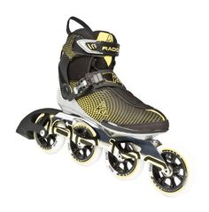 The Radical 100 comes outfitted with a long, stable frame, 100mm wheels and ILQ-9 bearings. These features, along with our low cut Radical cuff and heat moldable upper, create the best custom fit available in any training skate on the market.    The unmatched comfort of the K2 Softboot