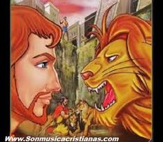 Daniel y el pozo de los Leones
