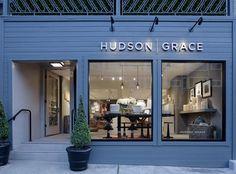 Hudson Grace Housewares in San Francisco: Remodelista Don Fisher, Hudson Grace, Glam Look, Elderly Home, Shop Front Design, Store Design, Shop Window Displays, Retail Space, Commercial Interiors