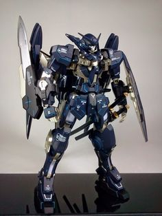 GUNDAM GUY: 1/100 Gundam Astraea Type-F - Customized Build