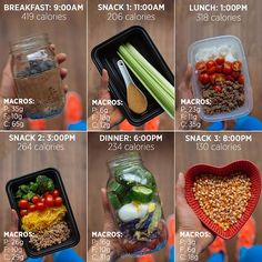 Here's to optimizing our nutrition for getting the best results  Double tap if you're with me ❤Not sure how to get started with meal prepping? I got you covered! Follow these steps below and you're well on your way:  Step 1: Pick the meals you'd like to prep for the week. It could just be snacks & lunches. Don't be afraid to start small  Step 2: Write out what you're going to eat. Whether you're following a plan like @21DayFix or snagging ideas from my Instagram, write out the meals you ...