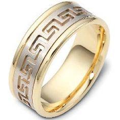 Versace Wedding Rings