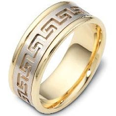 Versace Wedding Band Ring