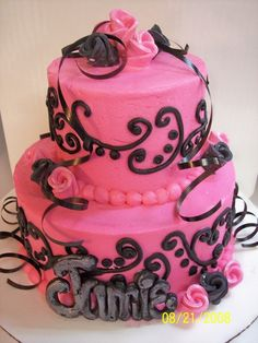 pictures of birthday cakes for adults