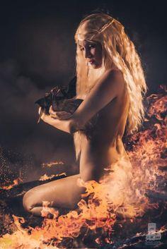 Daenerys Targaryen, Game of Thrones photo by truefd on deviantART