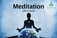 Silently focus on a word in mind. Any word that doesn't evoke any kind of strong emotion. Find Peace and Meaning to your life through meditation.