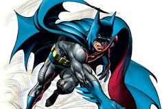 Neil Adam's Batman. Jeff's favourite artist of Batman drawings.
