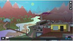 Animación: La contaminación minera del agua - Otros Mundos Chiapas