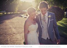 Beautiful couple. Image: Kelland Photography.