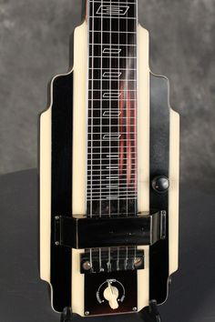 1939 National New Yorker lap Steel guitar. Absolutely beautiful.