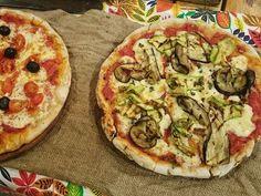 Pizza integral con cubierta de vegetales - Recetas – Cocineros Argentinos