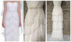 Jenny Packham Cascade £1200 #jenny packham #cascade #preloved #weddingplanning #bride #bridetobe #prelovedweddingdress